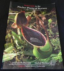 B68 Pitcher plants of Borneo Field guide